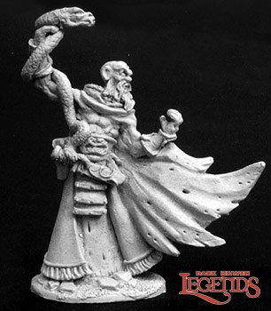 Taenar, Cultist Leader