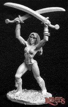 Korin, Barbarian