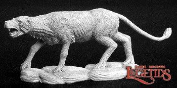 Badger-wolf