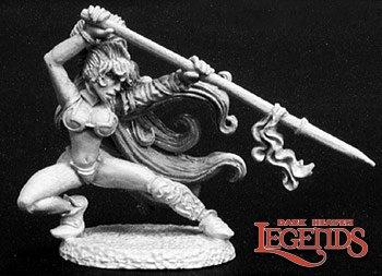 Taryn, Spearmaiden