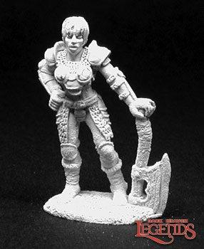 Kallista, Female Mercenary