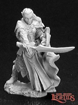 Loryn Stormblade. Elf