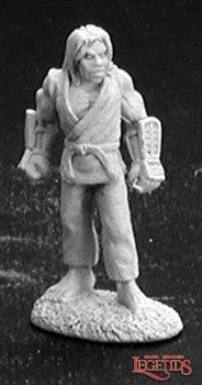 Buck Ronan, Monk