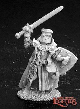 Sir Barlow, Templar