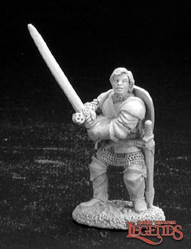 Harald, Fighter