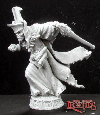 Aserlis, Liche King