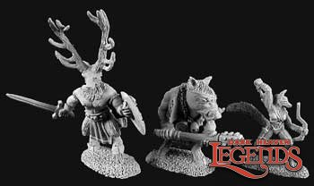 Beastmen of the Wyld