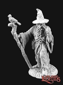 Arthur Wanderhat, Wizard