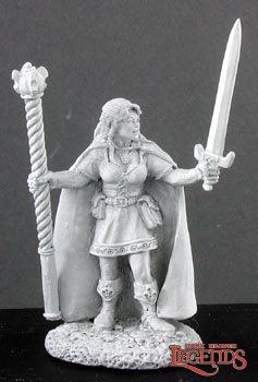 Isedil, Elf Sorceress