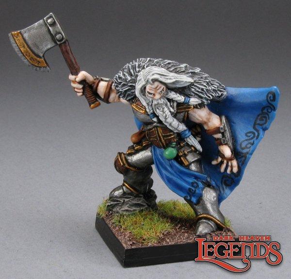 Lars Ragnarson, Viking