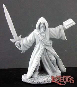 Daegal, The Wizard