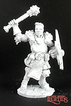 Lazarus Ashwinter, Cleric