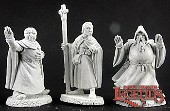 Townsfolk VII: Clergy (3)
