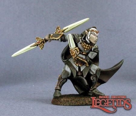 Baeldrinahr, Rogue Fighter
