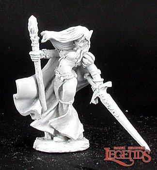 Alastriel, Elf Sorceress