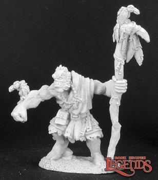 Quosk Ravensire, Half-Orc Druid