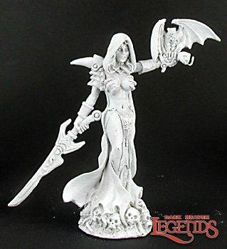 Eldessa,  Necromancer