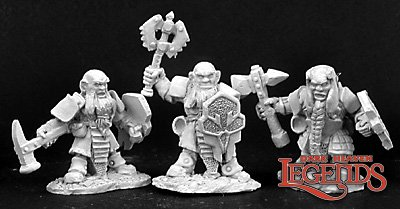 Duergar Sergeant and Grunts (3)