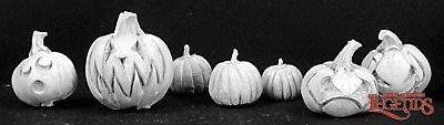 Jack O'Lanterns & Pumpkins