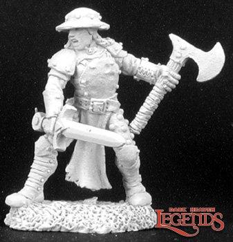 Devin Dunhaus, Mercenary