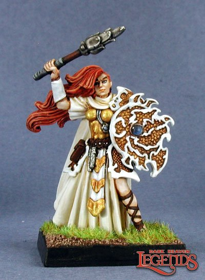 Sister Kendra, Cleric