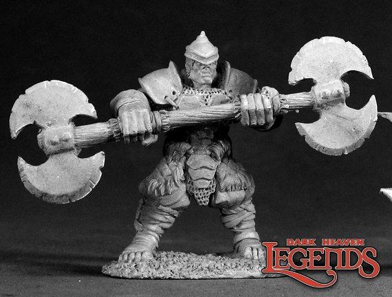 Kurz, Orc Fighter