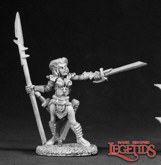Maeral, Female Elf