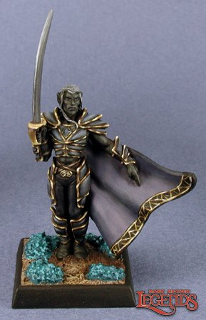 Toreth, Male Dark Elf