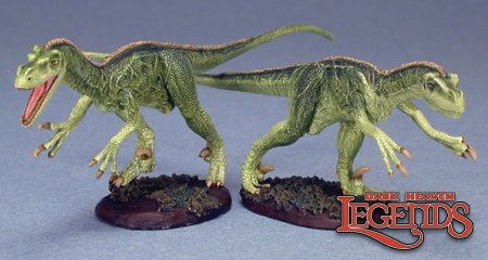 Velociraptors (2)