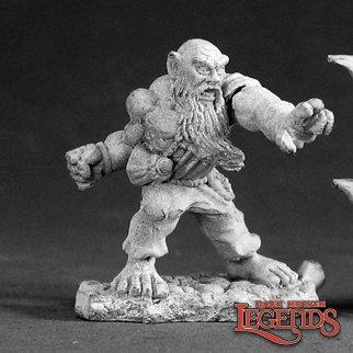 Burl Oakfist, Dwarf Monk