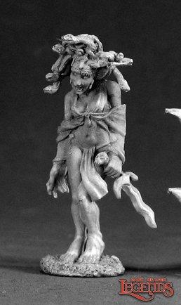 Thelfoea, Medusa