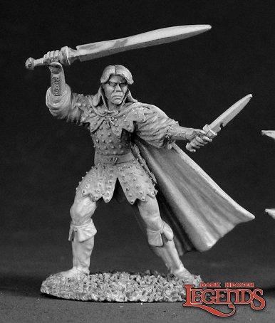 Kellen, Nobleman Adventurer
