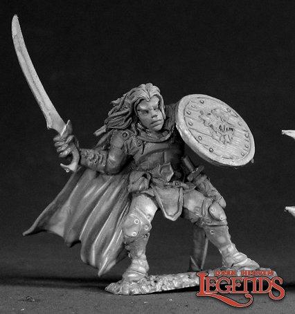 Maran the Druid