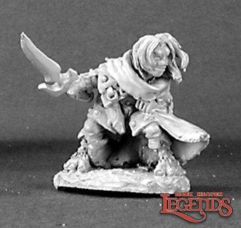 Hellakin Goregutter, Halfling Thief