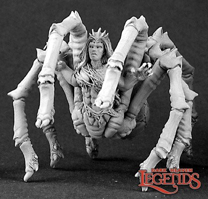 Labith, Female Spider Demon