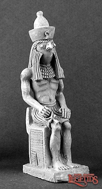 Egyptian Statue: Horus