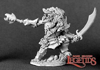 Gronk Spliteyte, Bugbear Hero