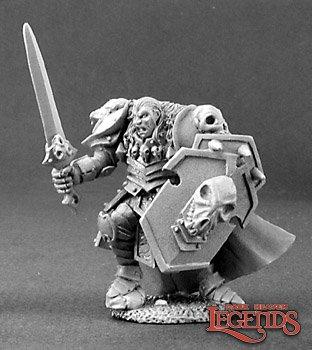 Thurion, Blackguard