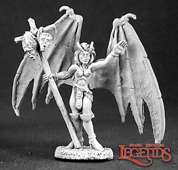 Lirris, Demon