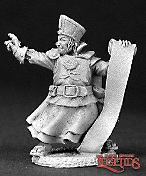 Gildwin Rosewick, Wizard