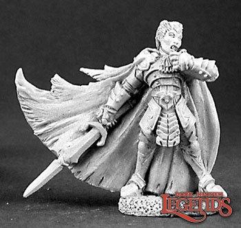 Gabriel Darkblood, Vampire Overlord