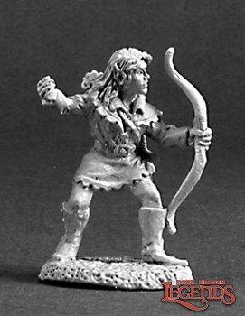 Thandir, Elven Scout