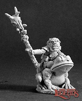 Parraway Ambercane, Gnome Druid