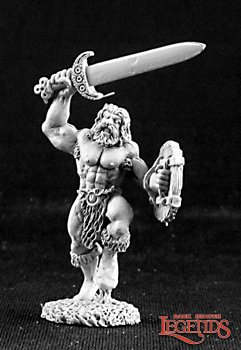 Hakan, Barbarian of Heimdall