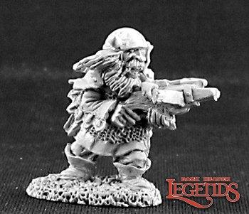 Bonagur, Dwarf Crossbowman