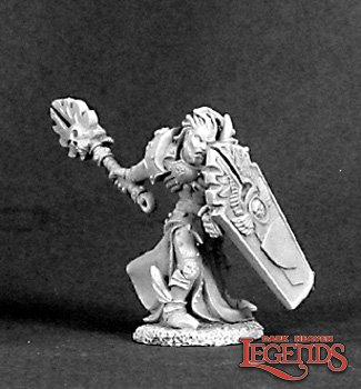 Netheris, Evil Cleric