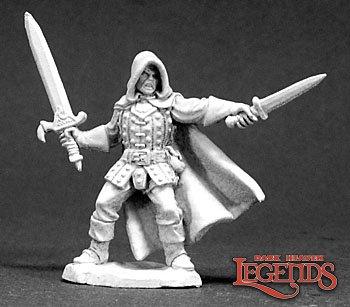 Karl Oakbriar, Male Ranger