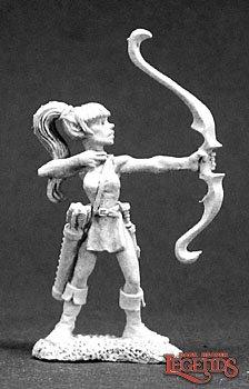 Marlanay, Elf Archer