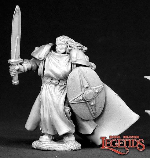 Balthazar Ironfaith, Cleric