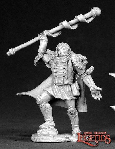Talus Tenspell, Wizard Scholar